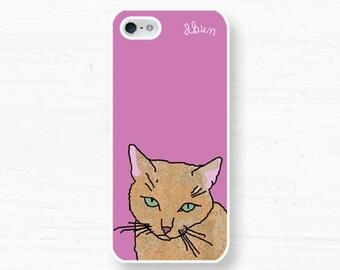 Polly Cat Phone Case