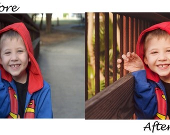Custom professional Photoshop editing of YOUR pictures!