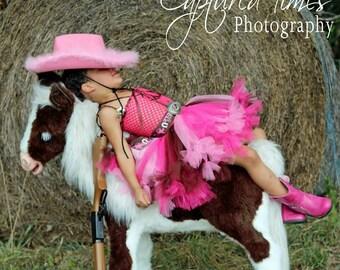Western Tutu,  Cowgirl Costume, COWGIRLS Rule tutu,Barm Wedding, Cowgirl Tutu  Dress, Western Tutu Dress, COUNTRY western tutu dress