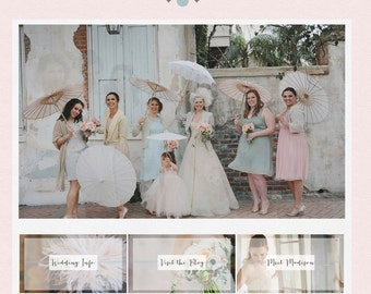 Prophoto 5 Wordpress Template - Photography website - Photography Web Template - Instant Download