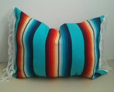 Mexican Blanket Pillow Urban Outfitters Decor Summer