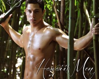 2015 Hawaii's Men Calendar