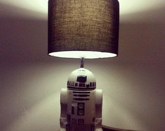 R2D2 Star Wars Lamp