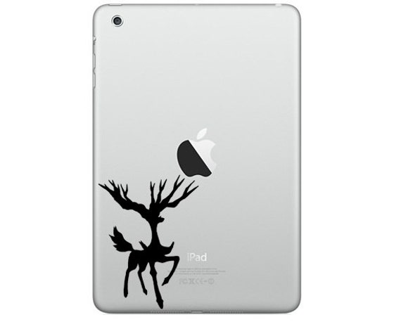 Apple iPad / iPad mini / Kindle Fire / / Kindle HD Decal - Pokemon Xerneas