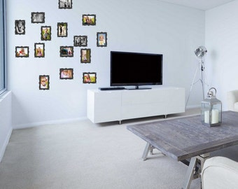 Wall Sticker - Frames for photos (3429n)