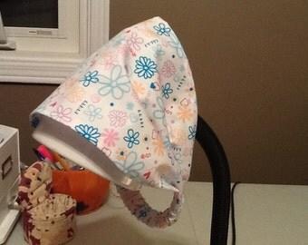 Elasticized bandana