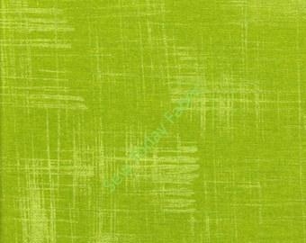 Painters Canvas Lime - Laura Gunn from Michael Miller CJ4816-LIME-D (sold by the 1/2 yard)