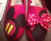 Mickey & Minnie Disney Off-Brand TOMS