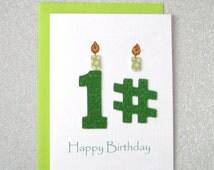 Birthday Card - 10th, 11th, 12th, 13th, 14th, 15th, 16th, 17th, 18th, 19th