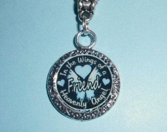 Friend Memorial Necklace