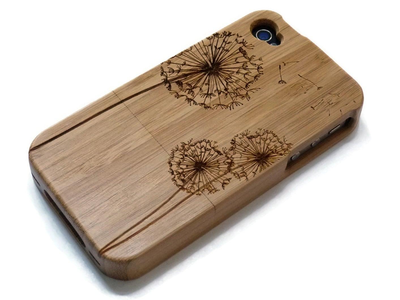 Houten Telefoon Hoesje Iphone 4se