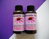 100% ORGANIC ECHINACEA TINCTURE 120ml -Boost your Immune system, great for preventing colds, safe, all natural Echinacia tincture