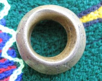 Old Ethiopian Ring Bead : Ethiopia Vintage African Beads Jewelry