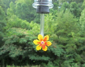 Hummingbird feeder tubes set of 10 (Y/St)