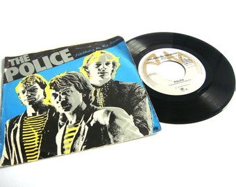 The Police Walking on the Moon 1979, Dutch press