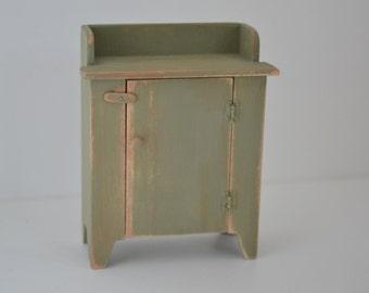 Bucket Bench Cupboard