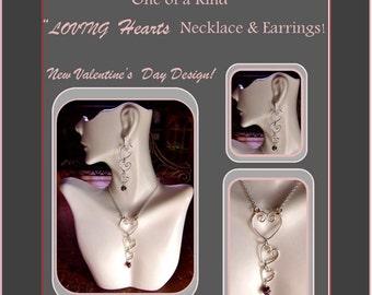 sister gift,Girlfriend gift,heart jewelry,wift gift,mother gift,duaghter gift,sister gift,heart earrings