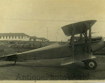 American airplane antique 1920s plane photo