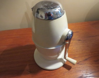 Vintage Table Ice Crusher