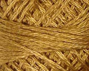 Valdani 3-Strand Cotton Floss - #851 Antique Gold Light