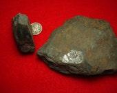 Cumberlandite rocks.