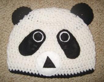 Adult Panda Hat