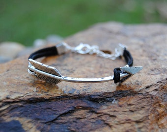Native Arrow Bracelet