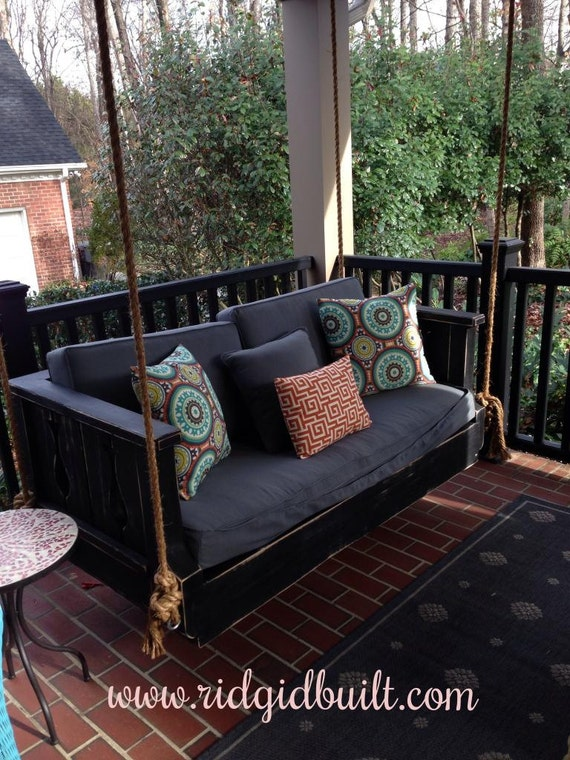 Custom Built Daybed Swings Farm Tables And More Save