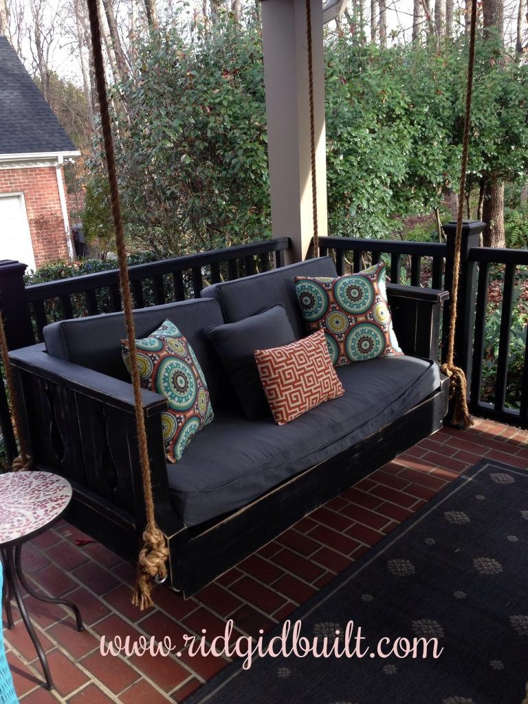 Custom Built Daybed Swings Farm Tables And More