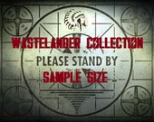 The Complete Wastelander Collection SAMPLE SIZE