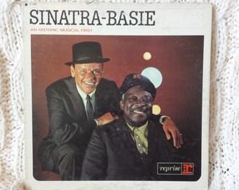 Sinatra - Basie: An Historic Musical First vinyl record