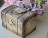 rustic ring box, custom ring bearer box , pillow alternative, rustic wedding, woodland wedding