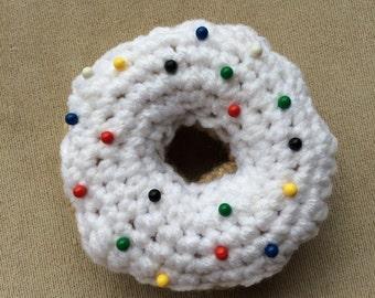 Crochet Donut Pincushion