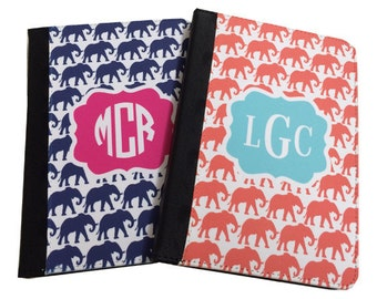 iPad Mini Case - Monogrammed - Personalized iPad - Monogram Gifts