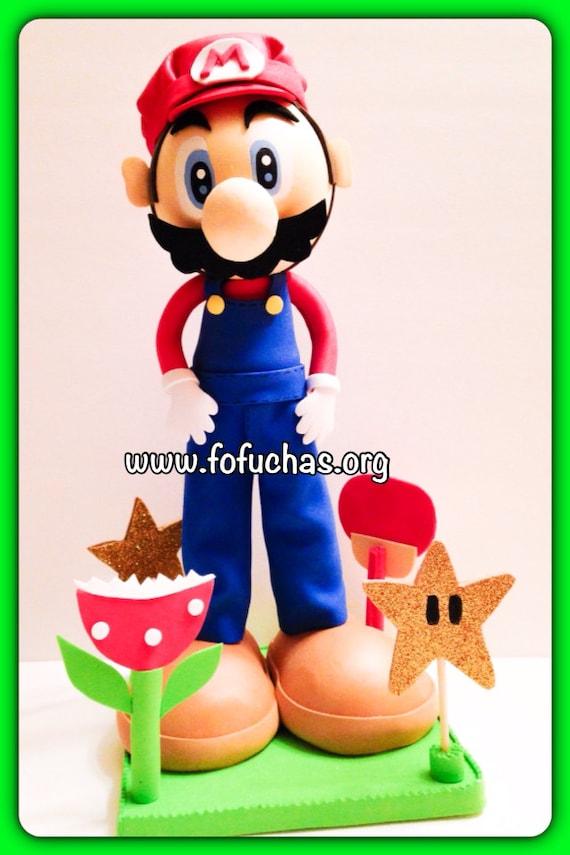 Mario Bros.Luigi Princess Peach Fofucha Foam by ...