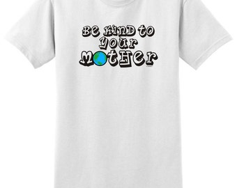 Love Your Mother Earth T-Shirt 2000 - CA-177