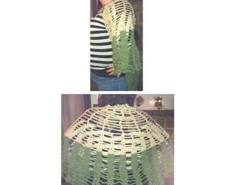 Crochet Wrap/ Shawl