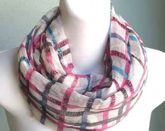 STORE CLOSING SALE Multicolor Scarf Woman Scarf Accessories Fancy Scarf