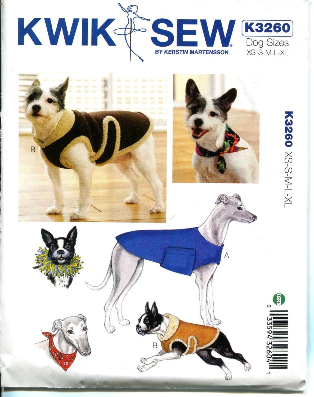 dog coat template - dog coat pattern dog bandana dog party collar size x small