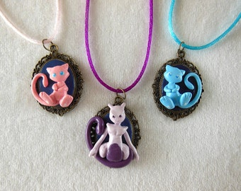 Mew and Mewtwo Cameo