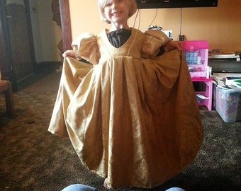 Children's Renaissance Dress