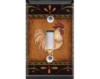Kitchen Chicken Light Switch Cover