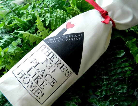 Wine Gift Bag New Home Realtor Wine House Wine By Thewinebag