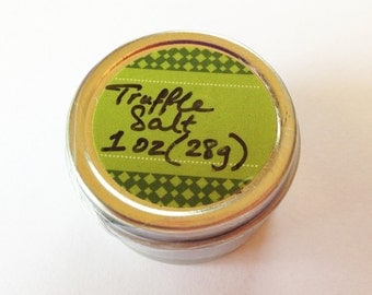 TRUFFLE SALT - 1.75 or 3 ounce