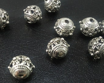 20 pcs Tibetan Beads  Diy Findings supplies  c 2028
