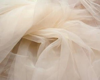 ADD ON: 3D Lace Tulle for wedding peg doll figurine