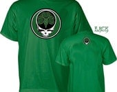Steal your Shamrock Celtic Knot Grateful Dead T-shirt St Patrick's Day - Lot - Party Classic