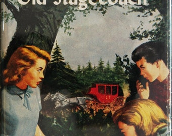 SALE! Nancy Drew Mystery #37 - The Clue in the Old Stagecoach