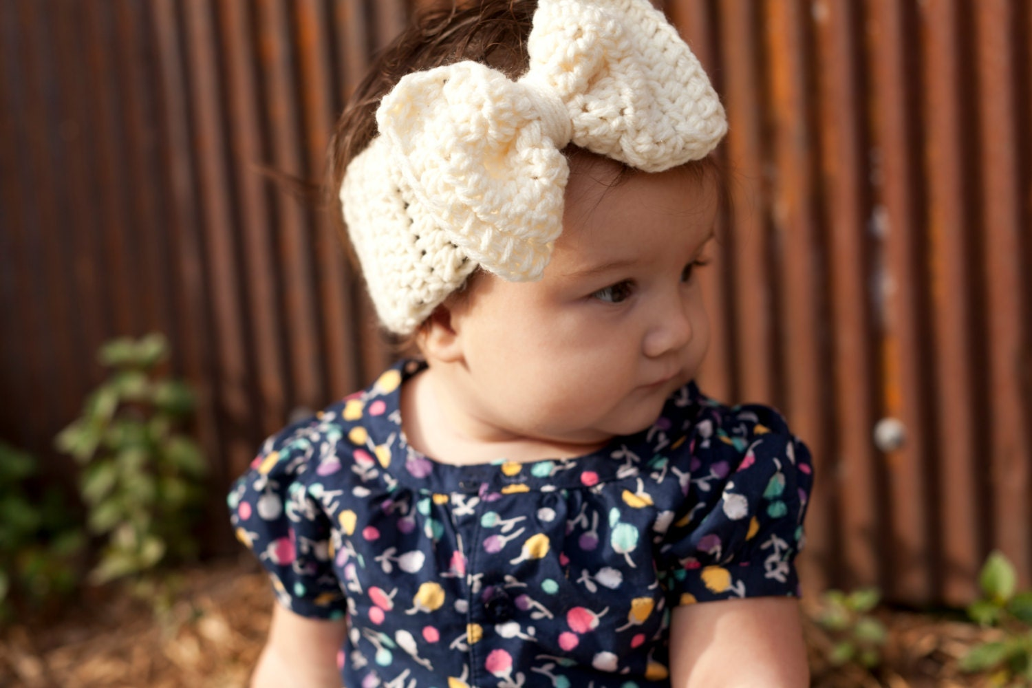 33 Crochet Ear Warmer Patterns - The Funky Stitch