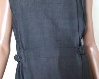 CLASSY BLACK BEAUTY Vintage Dress